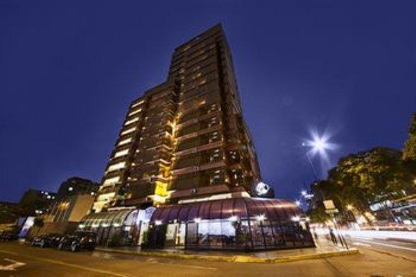 Thunderbird Hotel J.Pardo - фото 23