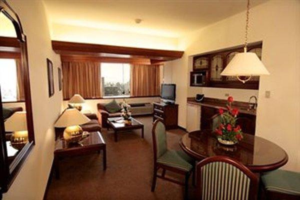 Thunderbird Hotel J.Pardo - фото 3