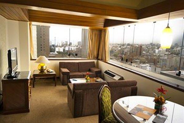 Thunderbird Hotel J.Pardo - фото 9