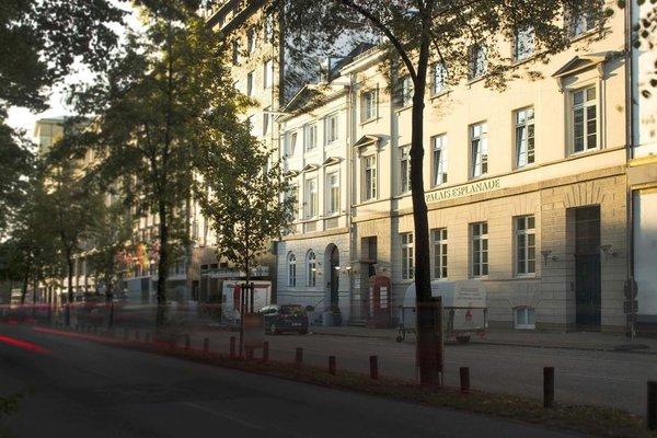 Palais Esplanade Hamburg - фото 14
