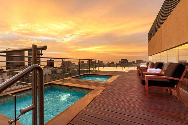 Hilton Lima Miraflores - фото 22