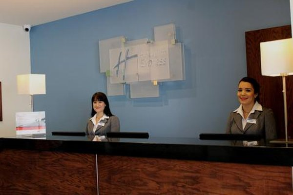 Holiday Inn Express Culiacan - фото 15