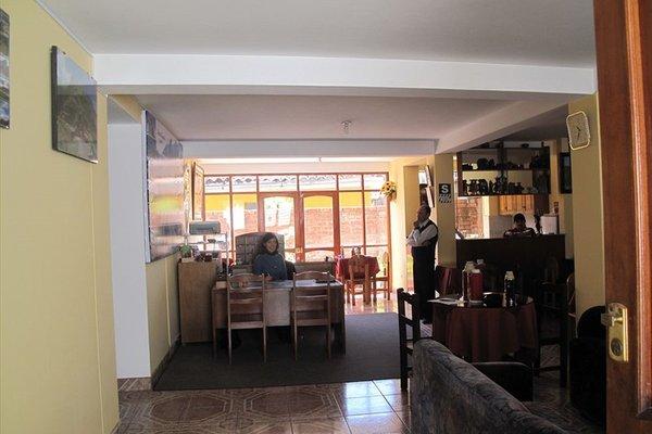 Casa de Mama Cusco-Recoleta - фото 11
