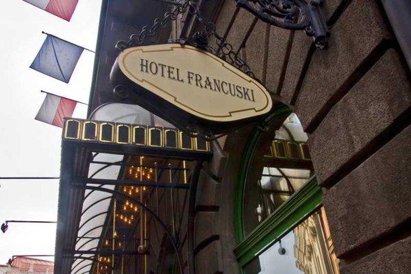Hotel Francuski - фото 21