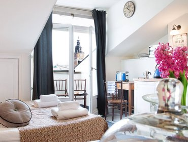 Antique Apartments Plac Szczepanski
