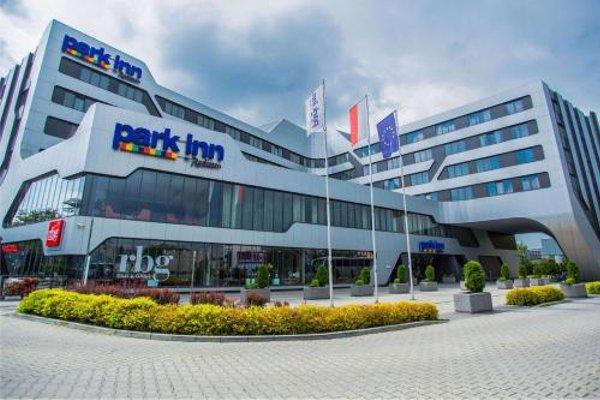 Park Inn by Radisson Krakow - 23