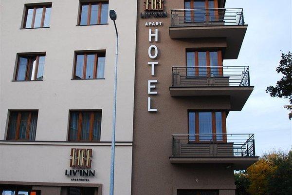 Liv'Inn Aparthotel - фото 22