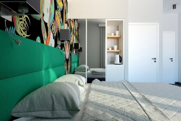 Liv'Inn Aparthotel - фото 6
