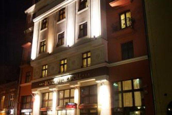Hotel Wielopole - фото 23
