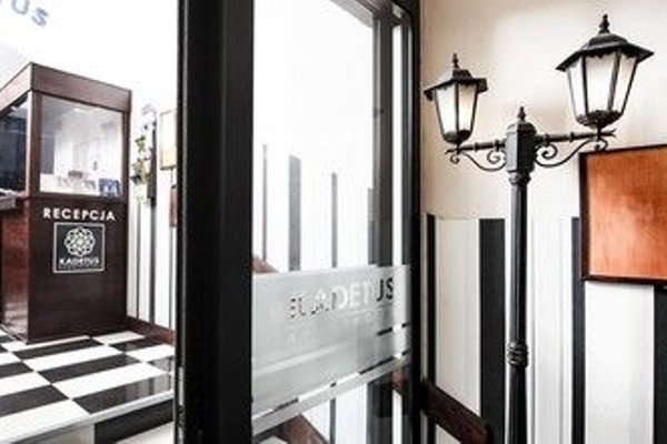 Aparthotel Kadetus - фото 10
