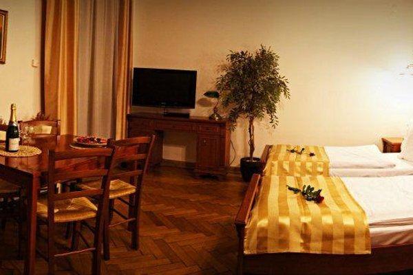 Ventus Rosa Apartments - фото 9