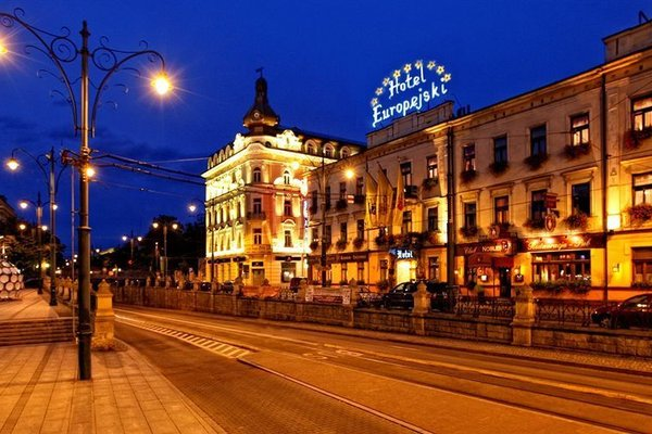 Hotel Europejski - фото 23