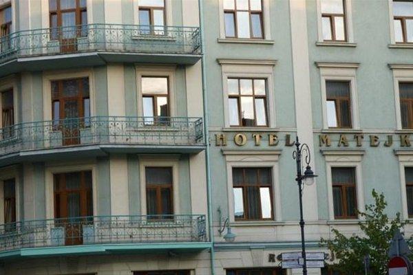 Hotel Matejko - фото 21