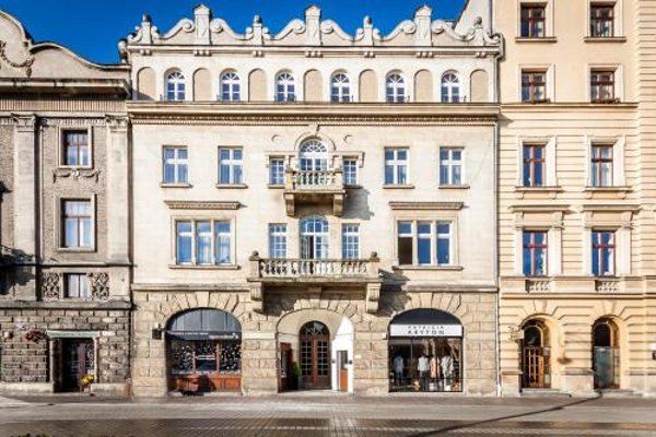 Krakow City Apartments - фото 31