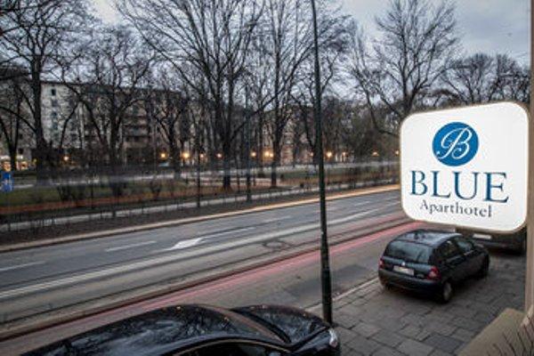 Blue Aparthotel - фото 23