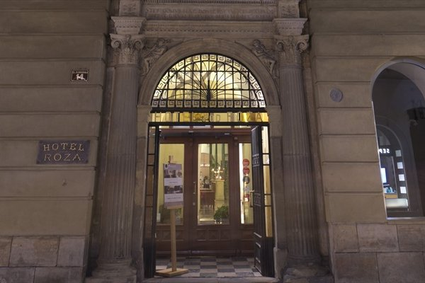 Отель Pod Roza - фото 19