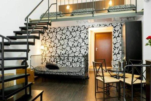 Pergamin Apartments - фото 19