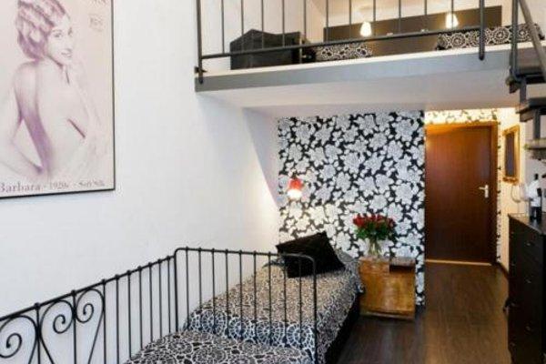 Pergamin Apartments - фото 20