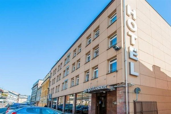 Hotel Alexander - фото 50