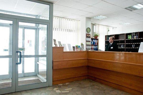 Отель Start - фото 17