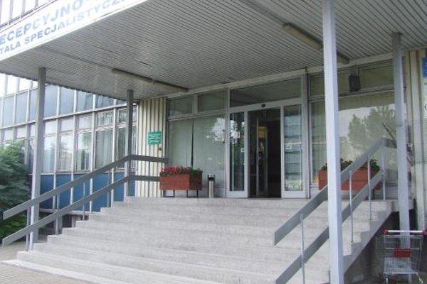Отель Start - фото 19