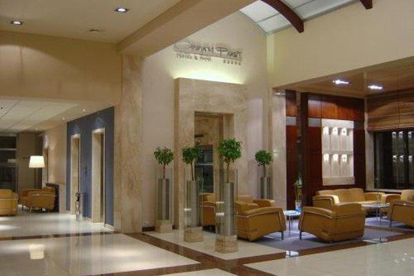 Crown Piast Hotel & Park - фото 13