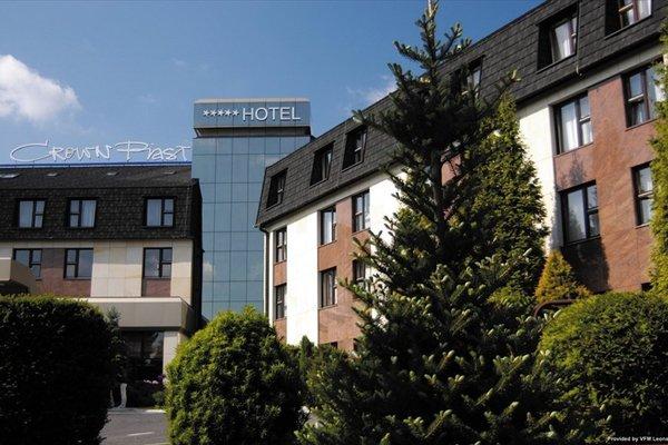 Crown Piast Hotel & Park - фото 23