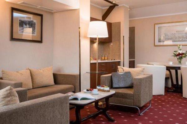 Crown Piast Hotel & Park - фото 7