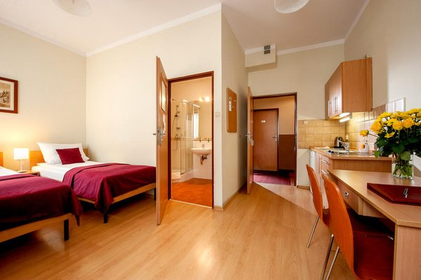 Maly Krakow Aparthotel - фото 5