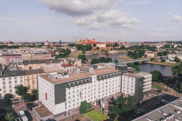 Hotel Ibis Krakow Centrum - фото 22