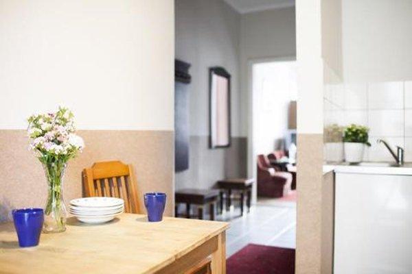 Aparthotel BlueBells - фото 13