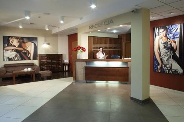 Отель Ascot - фото 19