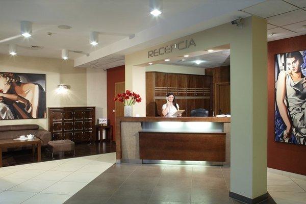 Отель Ascot - фото 20