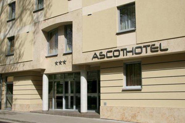 Отель Ascot - фото 21