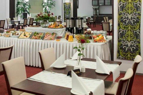 Best Western Premier Krakow Hotel - фото 7