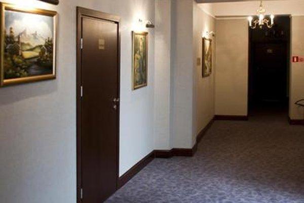 Hotel Rezydent (ех. RT Rezydent) - фото 18