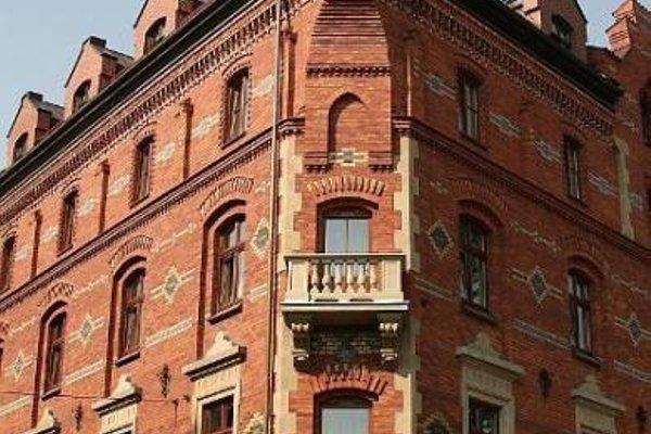 Red Brick Apartments - фото 20