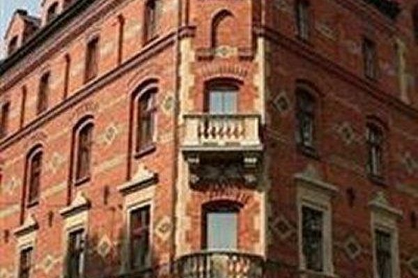 Red Brick Apartments - фото 21