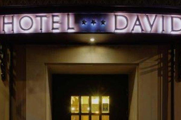 David Boutique Hotel - 22