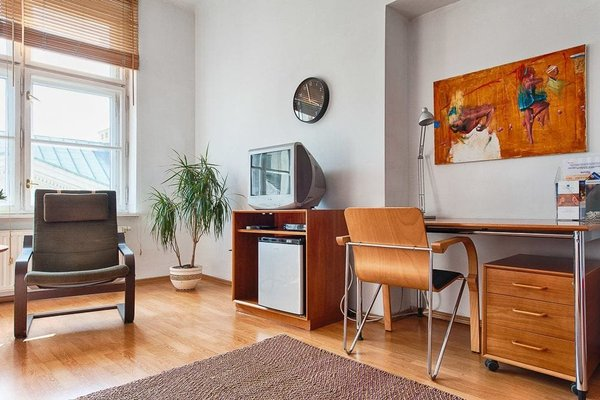 Nordic House Apartments - фото 12
