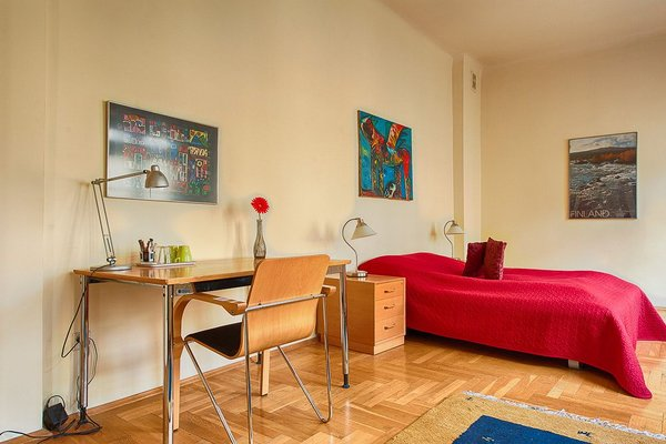 Nordic House Apartments - фото 19