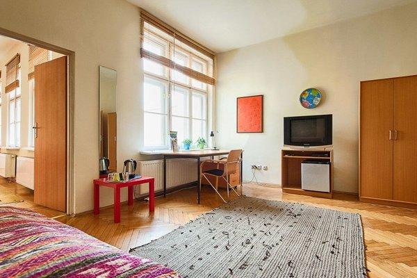 Nordic House Apartments - фото 8