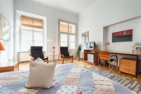 Nordic House Apartments - фото 9