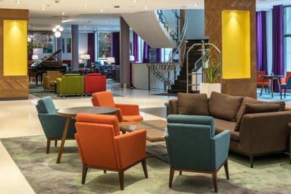 Radisson Blu Hotel (ех. Radisson SAS Krakow) - фото 10