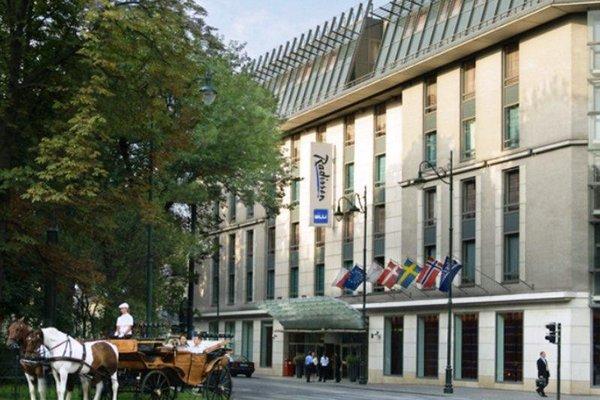 Radisson Blu Hotel (ех. Radisson SAS Krakow) - фото 23