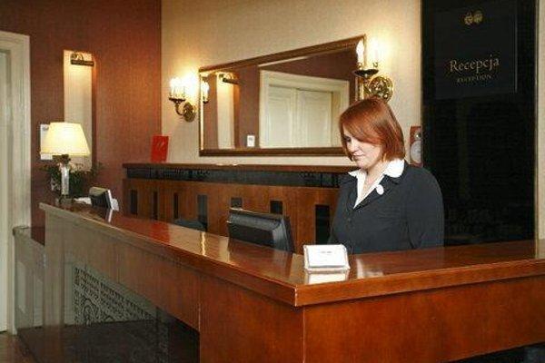 Ostoya Palace Hotel - фото 18