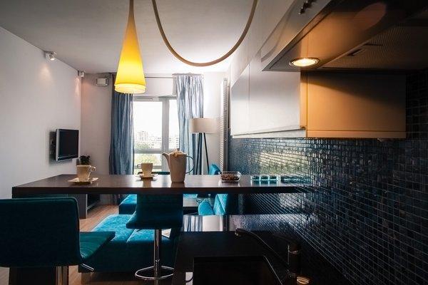 Platinum Towers E-Apartments - фото 22