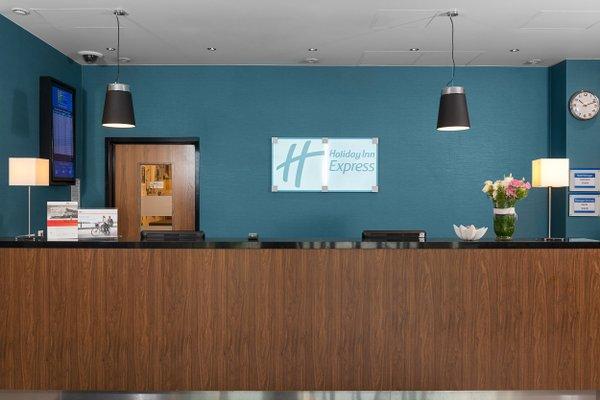Holiday Inn Express Warsaw Airport - фото 16