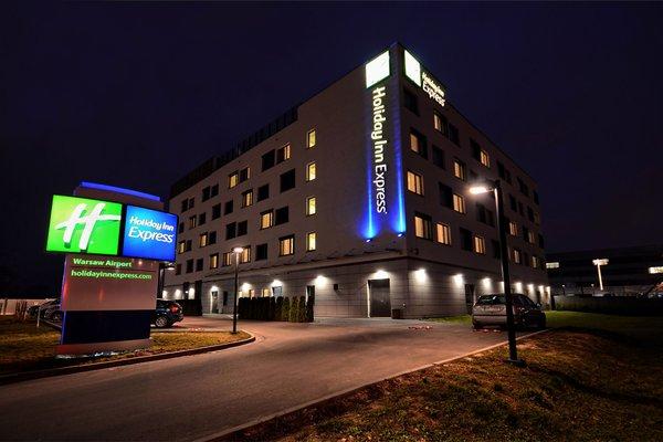 Holiday Inn Express Warsaw Airport - фото 23