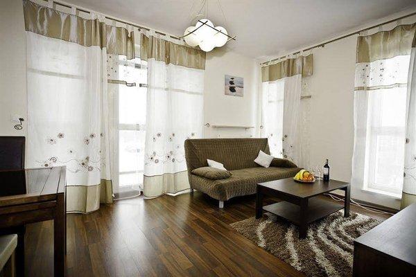 Senator Warsaw Apartments - фото 9